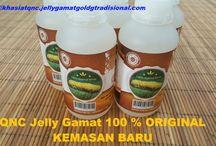 Qnc Jelly Gamat - Obat herbal Multikhasiat