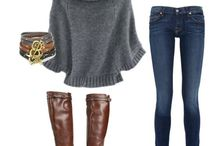 Outfits / by Jess!