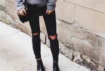 NOISY | BOOTS / You always need a pair of boots! Get inspiration and team up your noisy jeans with them boots