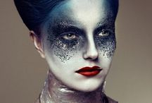 Creative makeup / Inspiration to step out of your comfort zone!