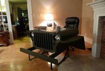 Jeep Furniture