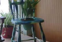 Garden Decor Furniture / Garden furniture, seats,benches. For sale at The Rusty Bucket