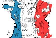 Franse taal en cultuur / Leuke weetjes en plaatjes over de Franse taal en cultuur!