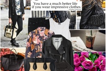 Dream Closet / All the things I would love to have in my closet!!! / by Rhonda Beckett
