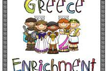 Historia Grécko