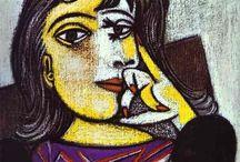 Picasso-Dora Maar