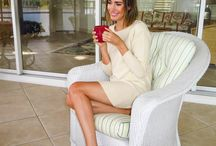 LOUISE ROE STYLE / Beautiful Louise Roe beauty hair style and look