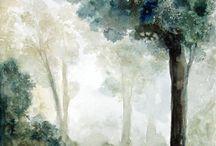 Tavasz és Nyár idény / Festészet ,Művészet Érdeklődési körök mely a szívet megdobogtatja !