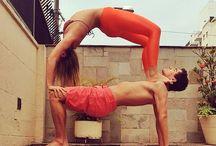 Partner / acto / yoga