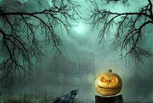 Photoshop tutorials Halloween