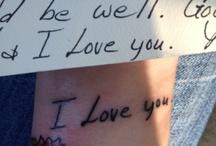 Tattoo / Tattoo ideas / by Devon