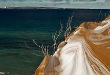 Michigan Beaches and Water