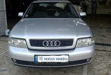 Audi A4 2001 Model Prins Silverline Sıralı Sitem Otogaz Montajı Ve Yeni Yönetim Kurulu