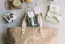 • G I F T S • / OUI WEDDINGS • inspiration for wedding gifts, welcome bags, guest favors, and more. . .