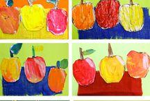kindergarten - art / by Kathy Carroll