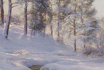 Montagne hivers