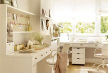 home office/craft room/studio