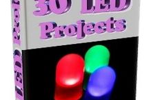 Led / Different applicaties using leds