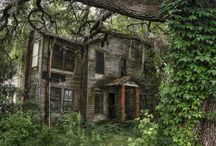 Spooky places in SC