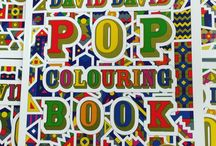David David Pop Colouring Book / David David Pop Colouring Book Paperback – 11 Feb 2016 Published by Conran £10.00 ISBN: 9781840917291
