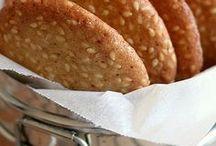 biscuit au sésame