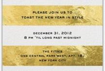 Party {invitations}