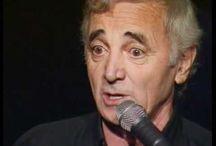 Hommage Charles Aznavour