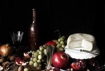 Mediterranean feast photo shoot