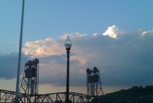 the Historic Lift Bridge / Images of our historic lift bridge that opened July 1st, 1931.