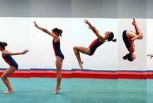 stunts/salto