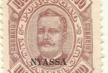 Portgal - Nyassa Stamps