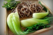 Asian/ Artisan/ Eastern food inspirations! / by Magela Bernardo