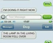 If dogs had phones