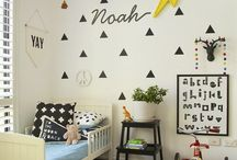 Billy's Big Boy Room / by Sparkles & Crafts