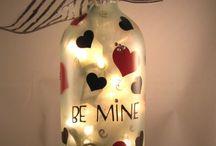 Vinyl valentine ideas