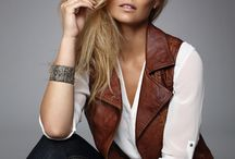 Sears Canada Fall Look! Book / Loving this new collection featuring supermodel Bar Refaeli and can't wait to style some of these pieces for myself!