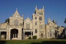 Castle Mysteries to explore