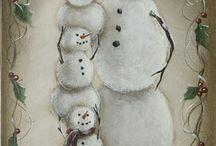 podge snowy