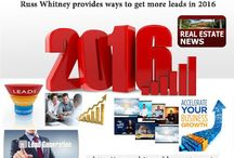 Russ Whitney provides ways to get more leads in 2016