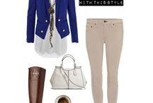 winter fashion! / winter clothes!