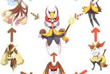 Pokemon Hexevolution