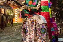 Day of the Dead in Puerto Vallarta / From the Malecon and the Main Square, to the Romantic Zone and each iconic place of Puerto Vallarta, we live an unmatched Day of the Dead celebration in November!