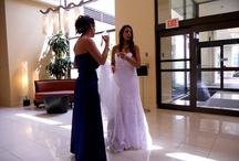 Beautiful Brides! I'll miss you girls.  / by Mateya Vesely