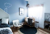 kids / Interior design, furnishings, relaxed family home.