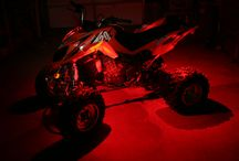 LED Light Kits by Snow Glow / Snow Glow LED kits are available for ATVS!