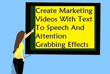 Create Marketing Videos