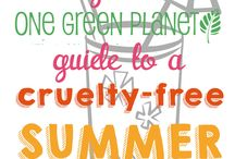 The Ultimate Vegan Summer / Vegan recipes, eco-friendly crafts, DIY beauty, and more! This is going to be the best summer ever!