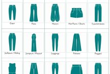 pant Styles