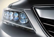 The RLX, technology and advancement. / The RLX is Acuras Flagship, and the work we put into it shows!