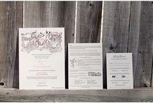 WEDDING - grafisk profil